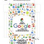Caixa Dia dos Namorados com Letras de Musicas e Temas voce e como o google_01