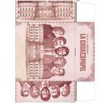 Caixa Festa La Casa de Papel la casa de papel 8