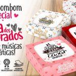 Caixa Musical Dia dos Namorados Grátis para Imprimir em Casa