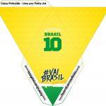Caixa Piramide Copa do Mundo