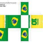 Caixa Tubete Copa do Mundo