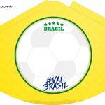Chapeuzinho de Festa Copa do Mundo