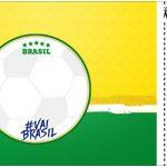 Convite Ingresso Copa do Mundo