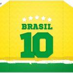 Envelope Convite Copa do Mundo