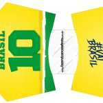 Envelope Fritas Copa do Mundo