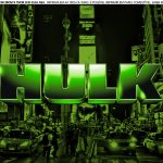 Faixa Lateral para Bolo Hulk 5