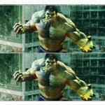 Faixa Lateral para Bolo Hulk 7