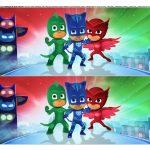 Faixa Lateral para Bolo PJ Masks 3