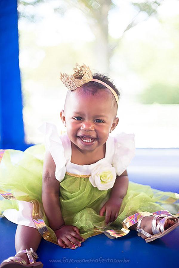 Festa Infantil Princesa e o Sapo da Amora 14
