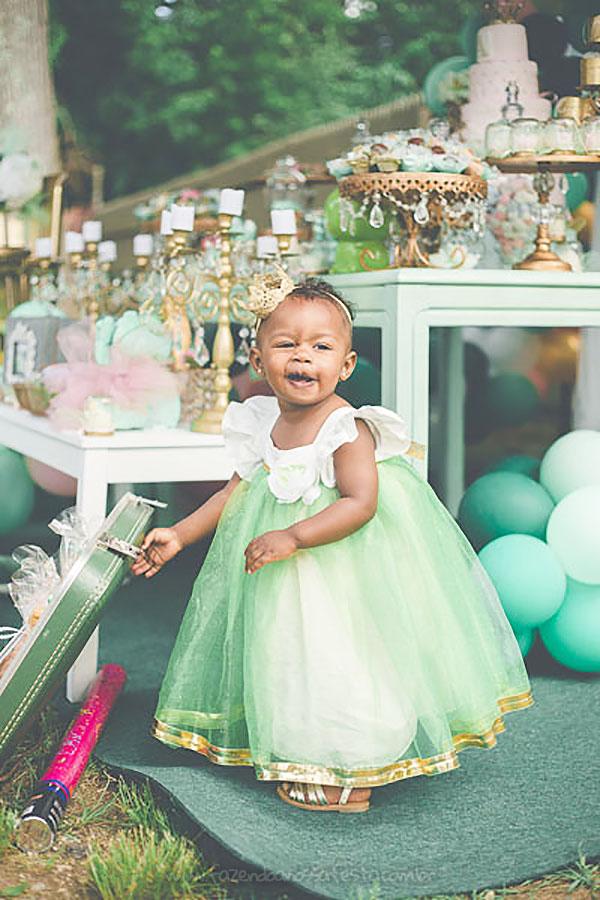 Festa Infantil Princesa e o Sapo da Amora 16
