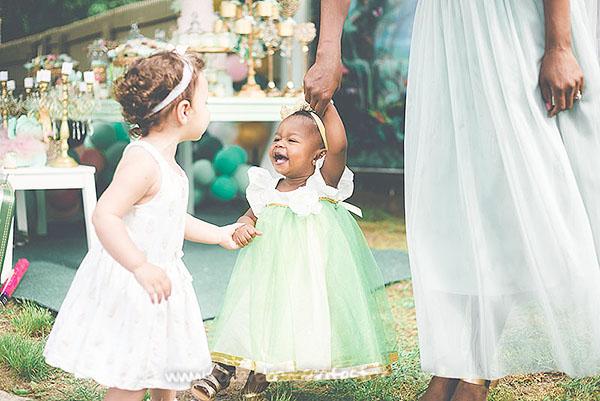 Festa Infantil Princesa e o Sapo da Amora 17