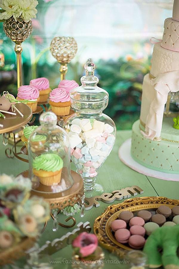 Festa Infantil Princesa e o Sapo da Amora 7