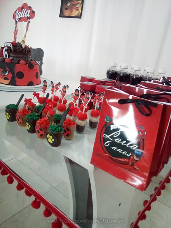 Festa Miraculous Ladybug da Laila 3