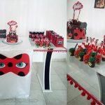 Festa Miraculous Ladybug da Laila