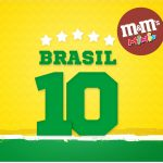 Mini MeM Copa do Mundo Kit Festa