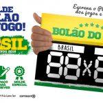 Placa Bolão Copa do Mundo Grátis para Imprimir em Casa