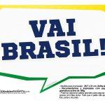 Plaquinhas Copa do Mundo 22