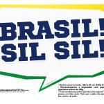 Plaquinhas Copa do Mundo 9
