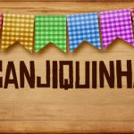 Plaquinhas de Comida para Festa Junina Canjiquinha
