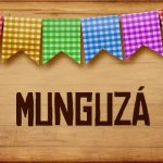 Plaquinhas de Comida para Festa Junina Manguza