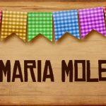 Plaquinhas de Comida para Festa Junina Maria Mole
