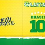 Revista Colorindo Copa do Mundo