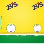 Rotulo Bis Copa do Mundo kit festa