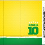 Rotulo Nescau Copa do Mundo