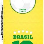 Rotulo Pirulito Copa do Mundo