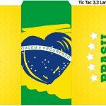Rotulo Tic Tac Copa do Mundo