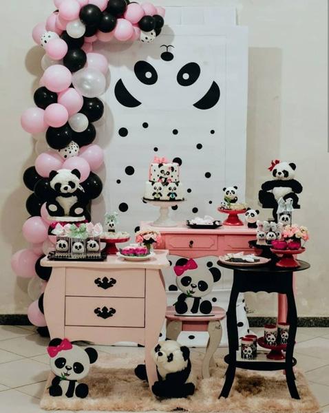 50 Ideias Festa Panda 10