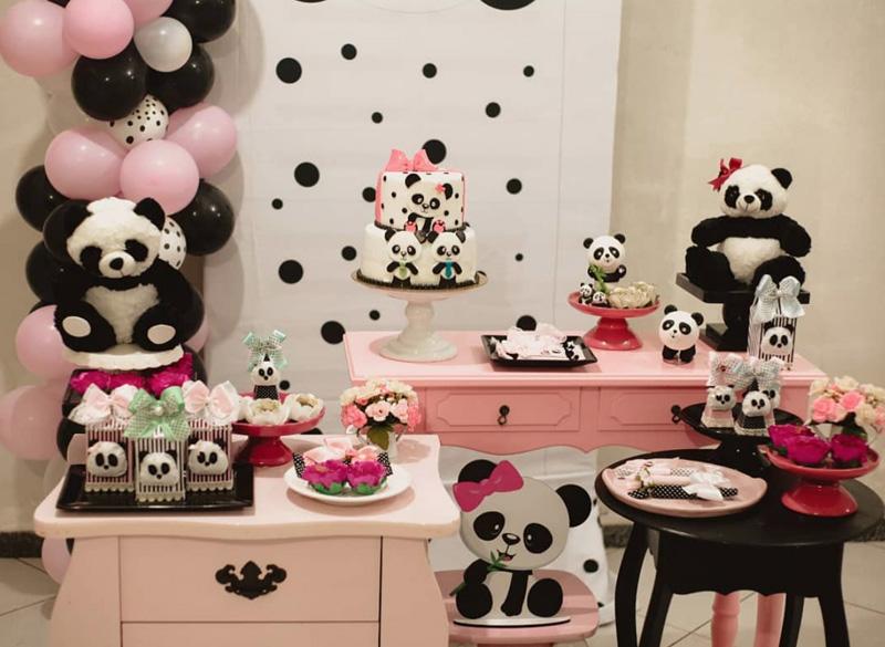 50 Ideias Festa Panda 11
