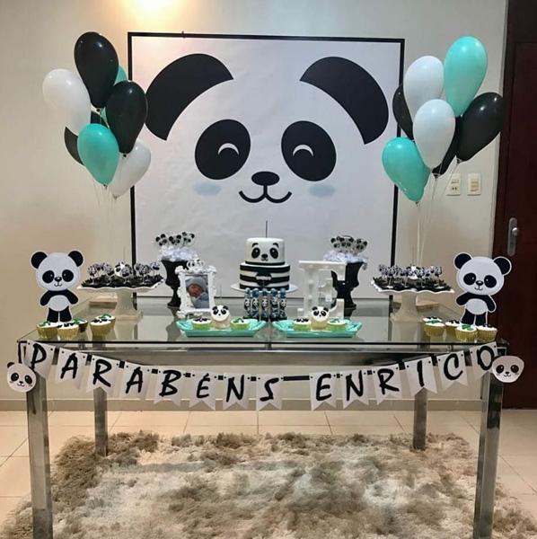 50 Ideias Festa Panda 16