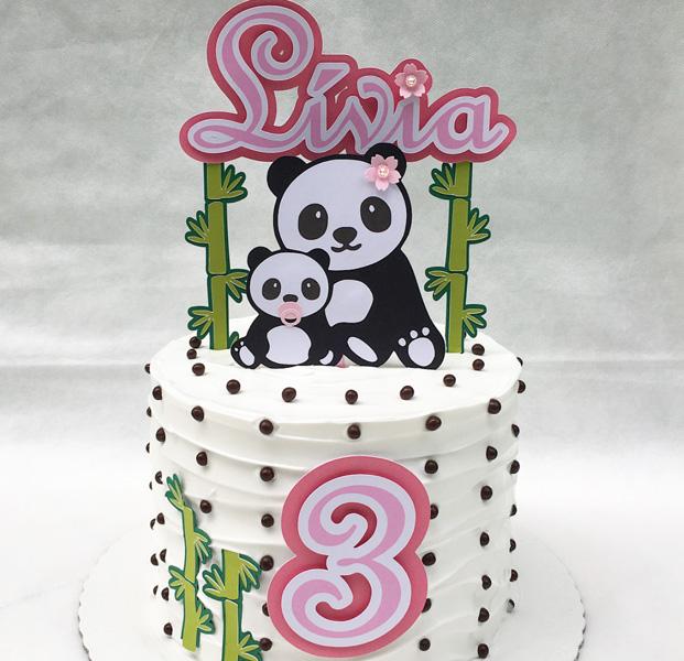 50 Ideias Festa Panda 17