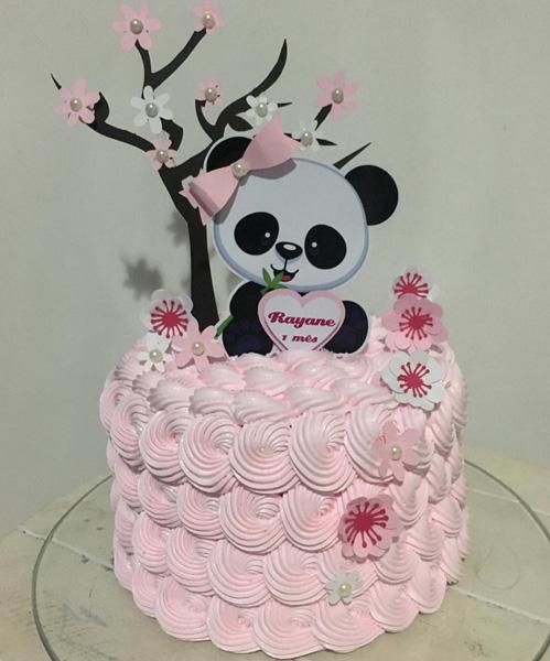 50 Ideias Festa Panda 18