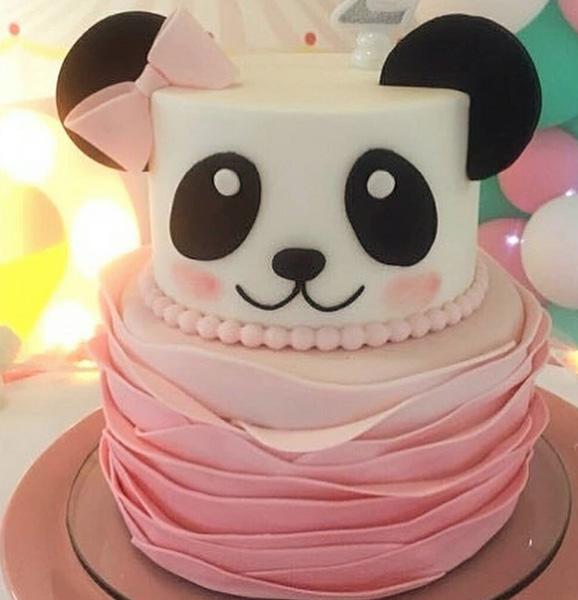 50 Ideias Festa Panda 19