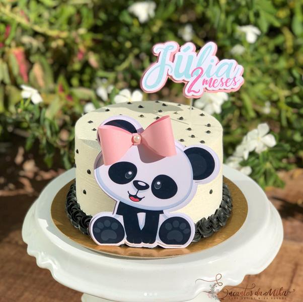 50 Ideias Festa Panda 24