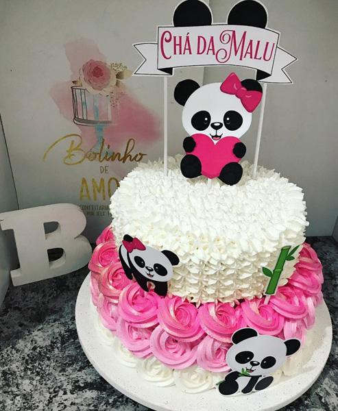 50 Ideias Festa Panda 25