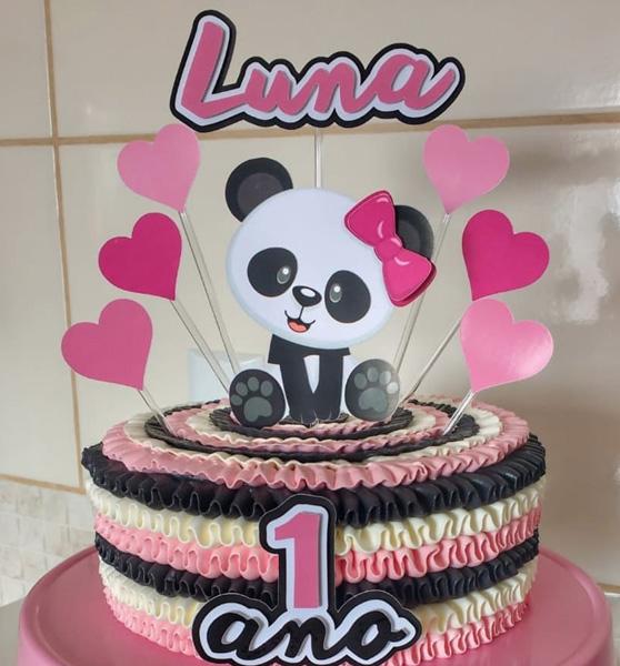 50 Ideias Festa Panda 26
