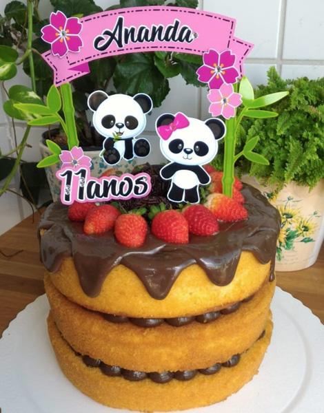 50 Ideias Festa Panda 27