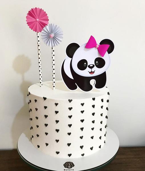 50 Ideias Festa Panda 30