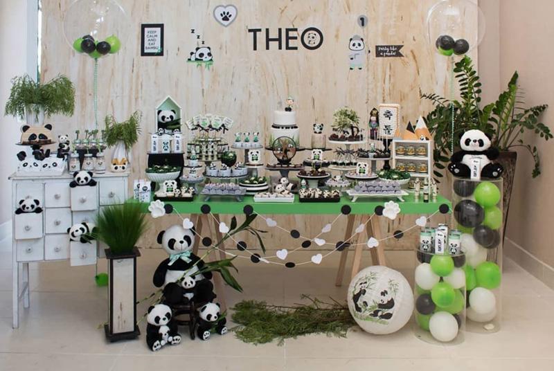 50 Ideias Festa Panda 37