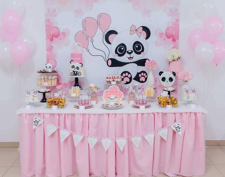 50 Ideias Festa Panda 39