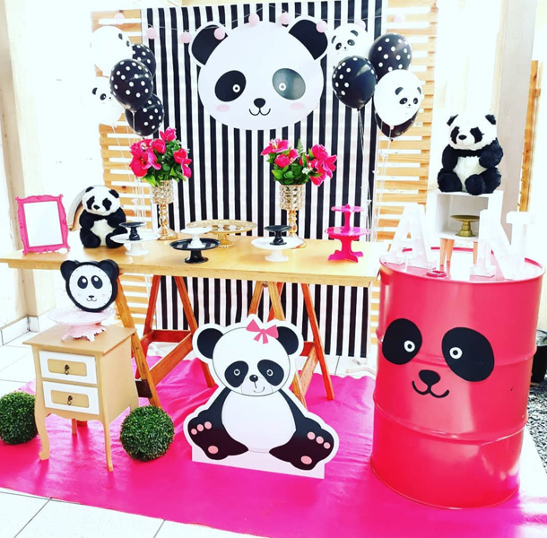 50 Ideias Festa Panda 40