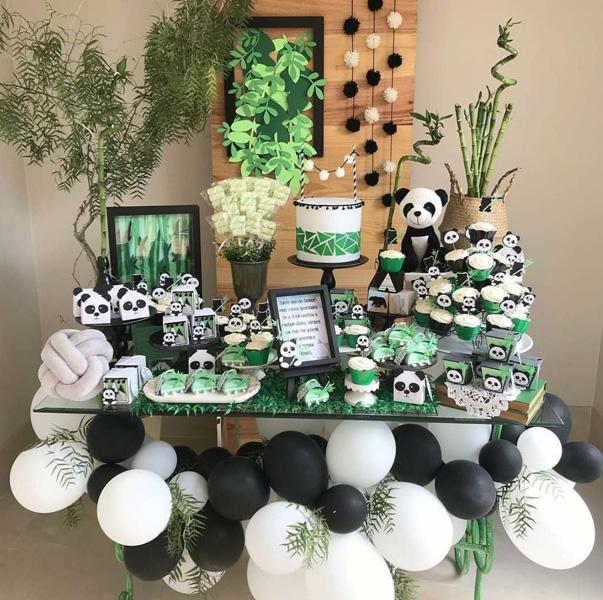 50 Ideias Festa Panda 42