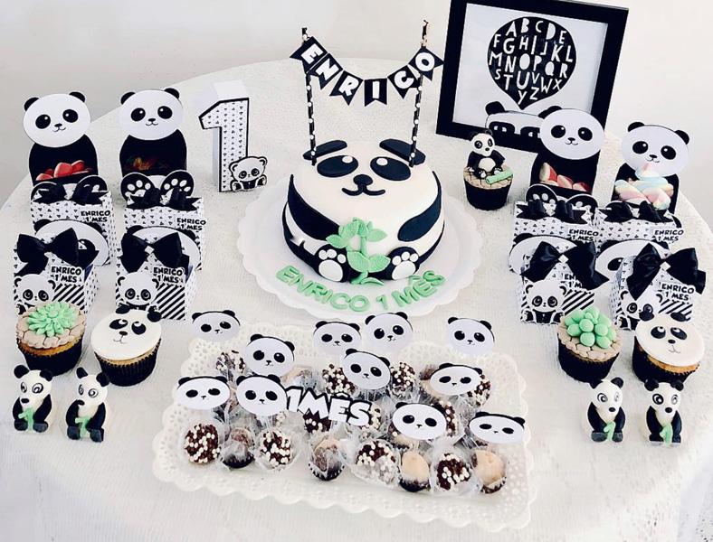 50 Ideias Festa Panda 43