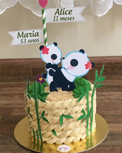 50 Ideias Festa Panda 44
