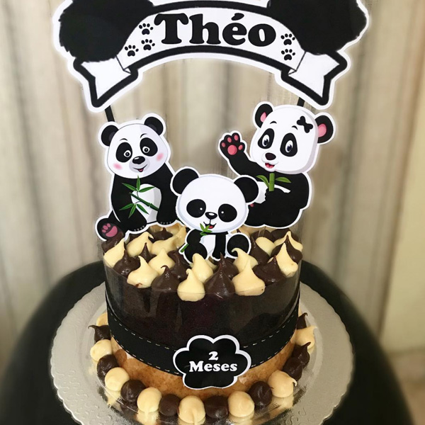 50 Ideias Festa Panda 45