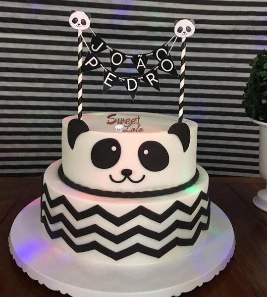 50 Ideias Festa Panda 46