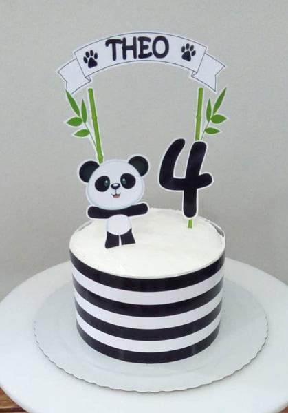 50 Ideias Festa Panda 47
